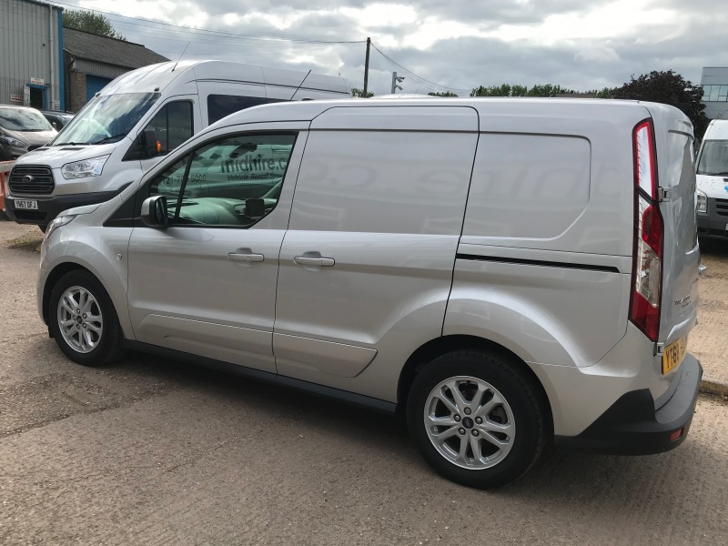 Ford Connect swb Car Hire Deals