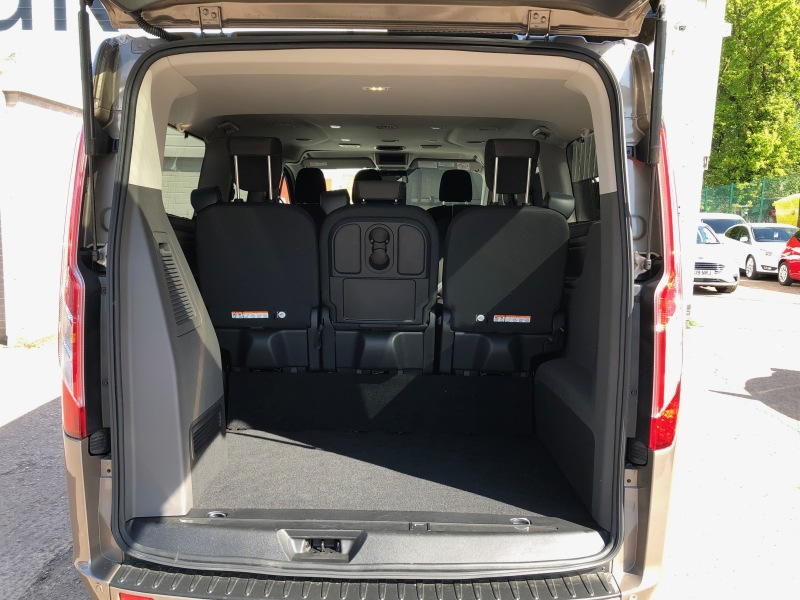 FORD TOURNEO CUSTOM 300 LIMITED TDCI For Hire | Midhire