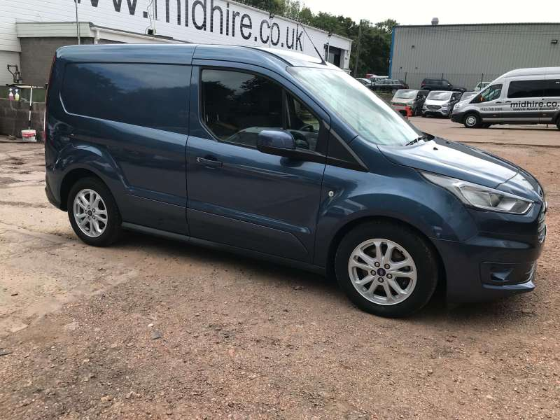 Ford Transit Connect 200 Car Hire Deals
