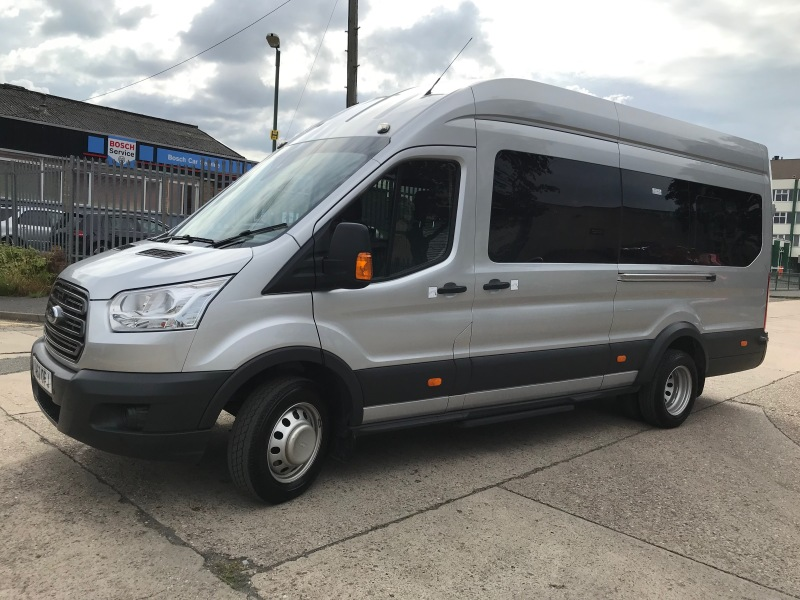 Ford Transit 17 Seat bus Car Hire Deals