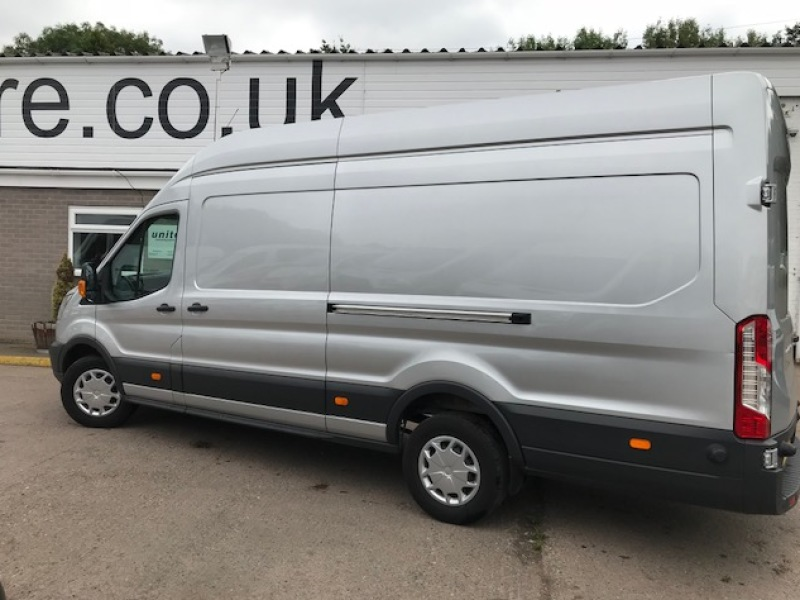 FORD TRANSIT JUMBO VAN For Hire | Midhire Vehicle Rentals
